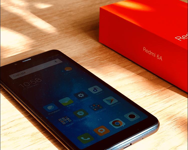 Budżetowiec, który daje radę. Recenzja Xiaomi Redmi 6A.