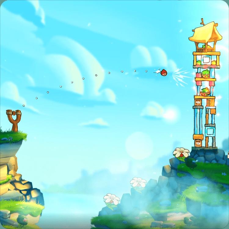 Xiaomi Redmi 6A Angry Birds