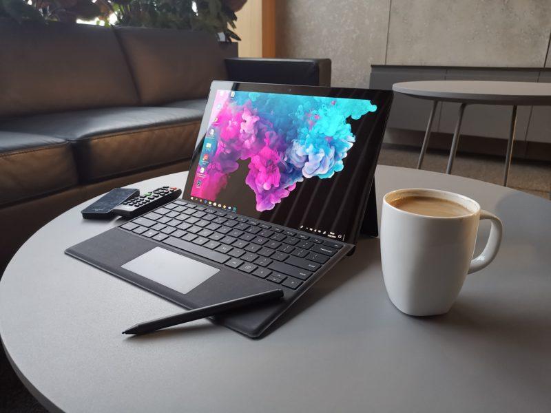 Microsoft Surface Pro 6. Test i recenzja pięknej bestii