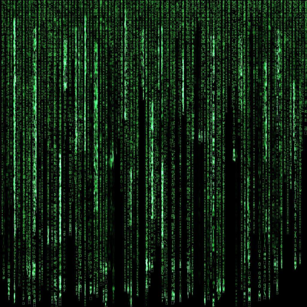 matrix kod