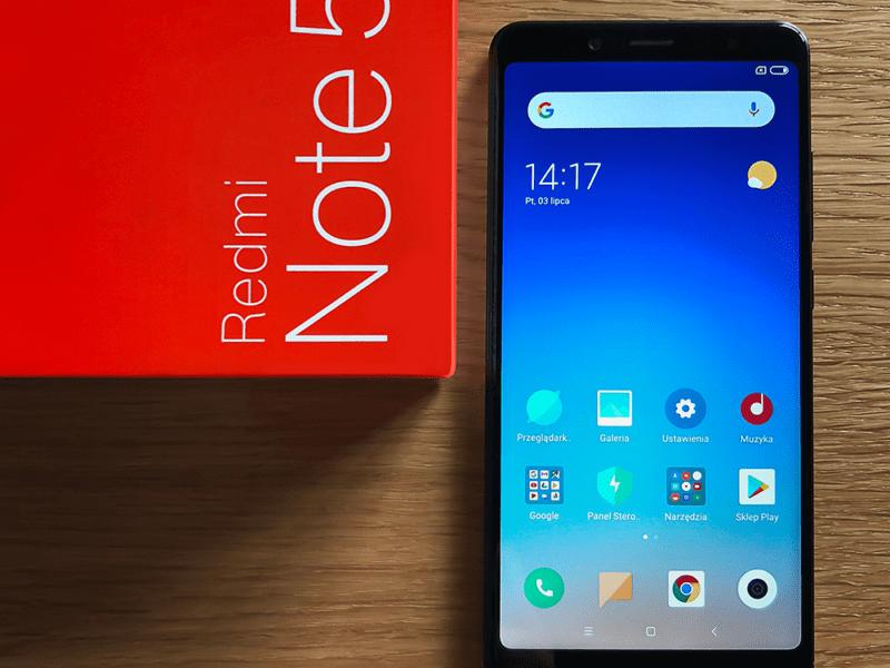 Xiaomi Redmi Note 5. Recenzja, test i nasza opinia