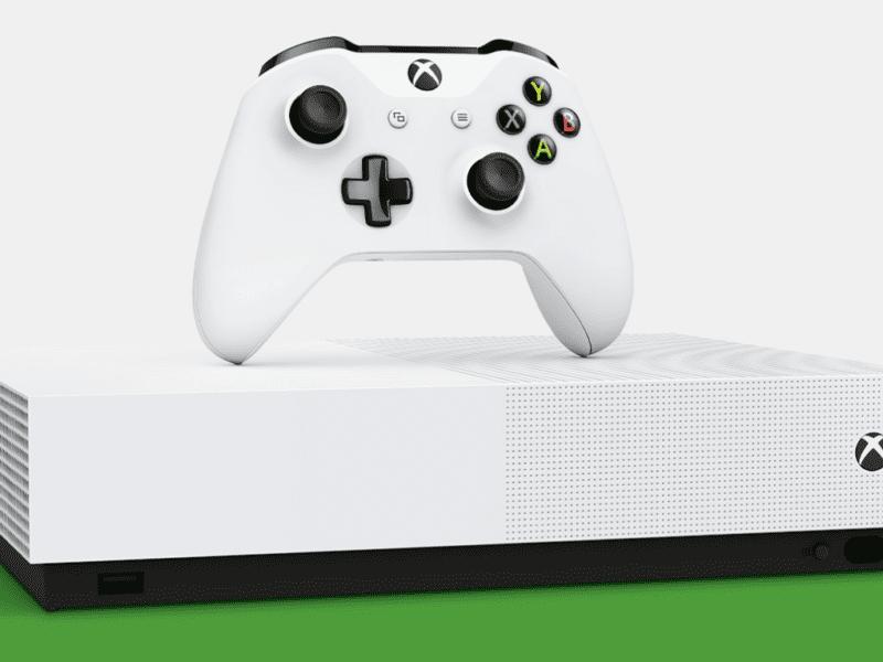 Xbox One S All-Digital Edition oficjalnie zapowiedziany. Bez napędu i… bez szału