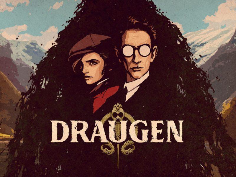 """Od """"śniących"""" do """"nieumarłych"""". Red Thread Games kolejny raz zaprasza na przygodę, tym razem pod tytułem """"Draugen"""""""