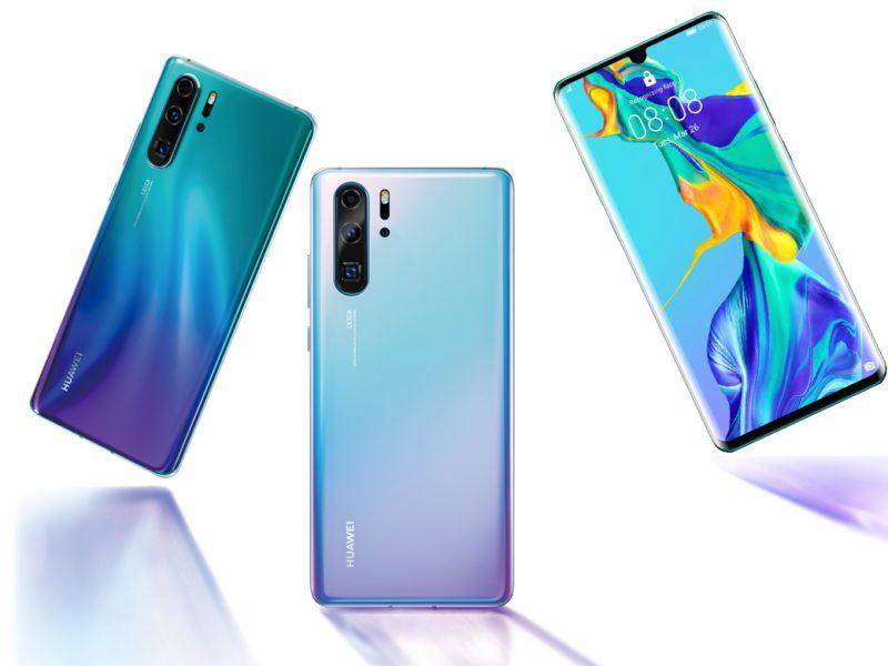 Huawei P30 i P30 Pro zyskują nową supermoc