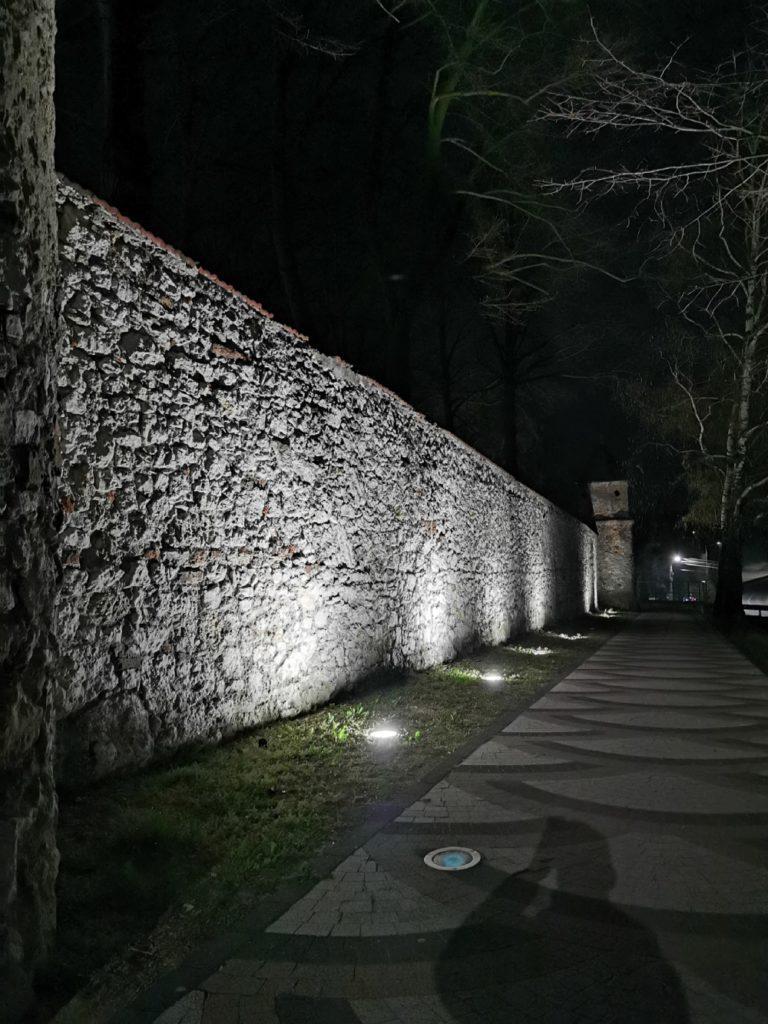 Huawei P30 Pro zdjęcia nocne