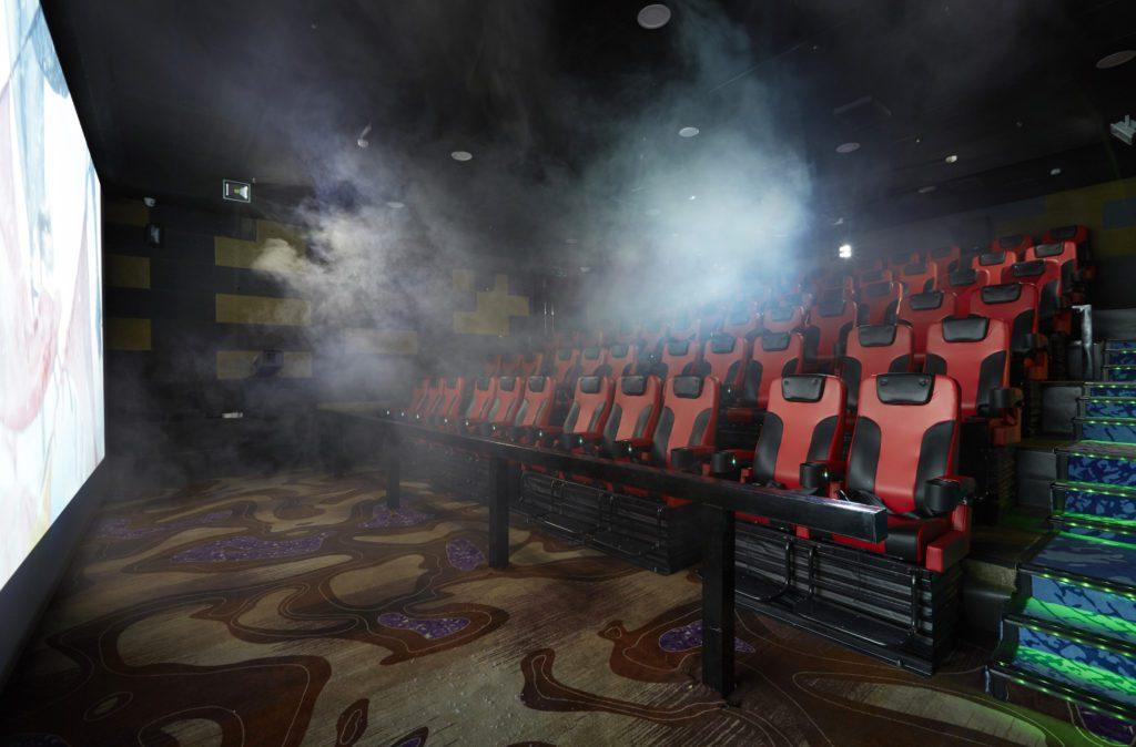 nowe technologie w kinie