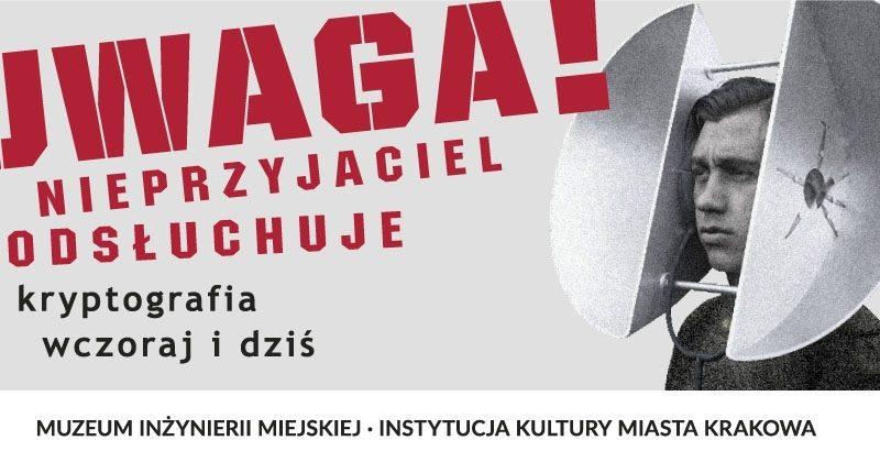 Koleżanki Enigmy. Wystawa maszyn szyfrujących w Muzeum Inżynierii Miejskiej w Krakowie