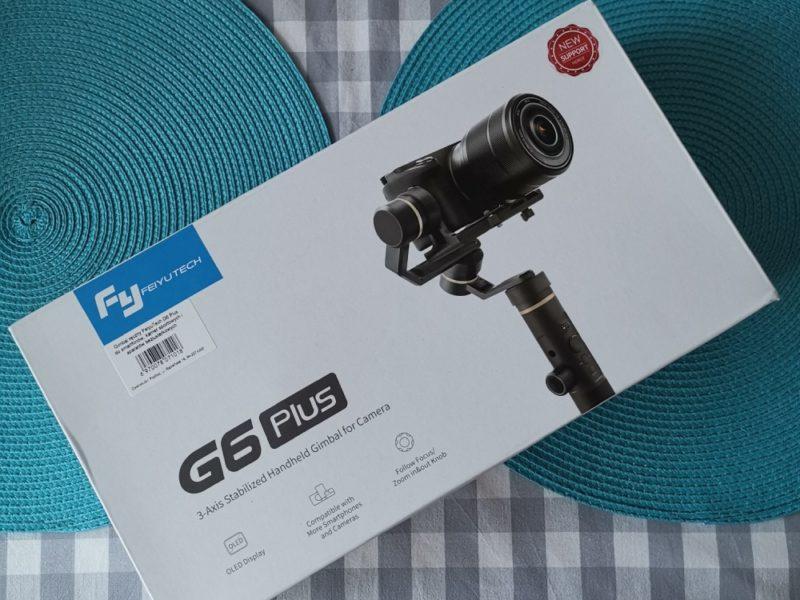 Feiyu-Tech G6 Plus. Recenzja niełatwej przyjaźni z gimbalem