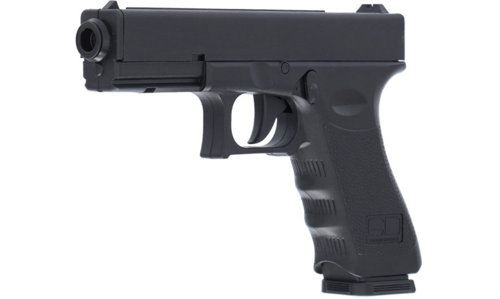 Pistolet GD17 combat