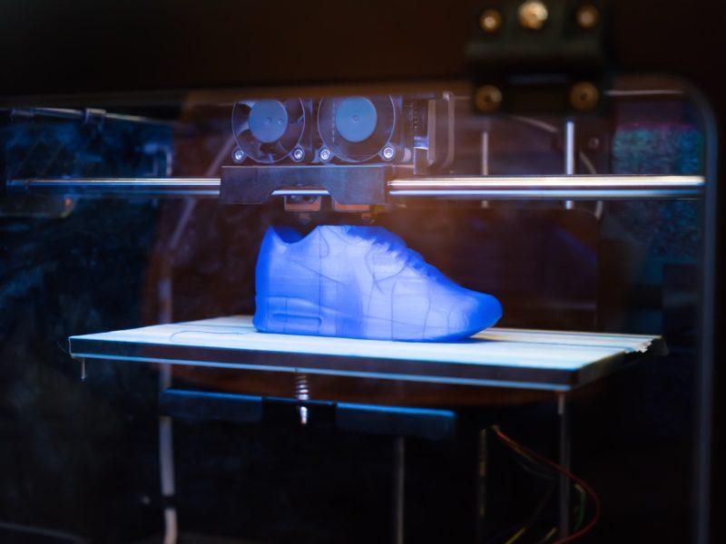 Takie buty… Technologia druku 3D a produkcja nowoczesnego obuwia