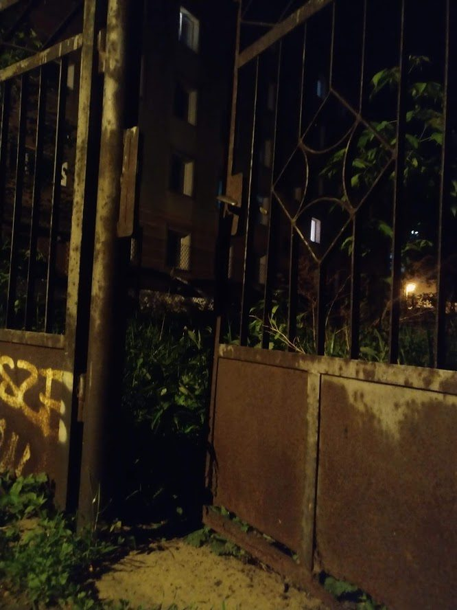 CAT S61 zdjęcia nocne