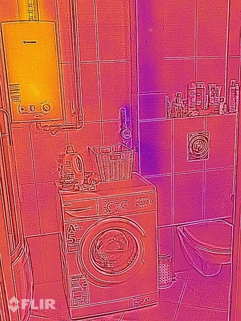 Kamera termowizyjna FLIR CAT S61