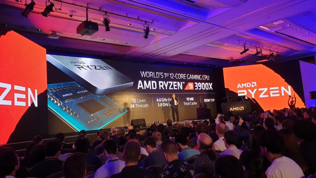 AMD Ryzen 3 premiera