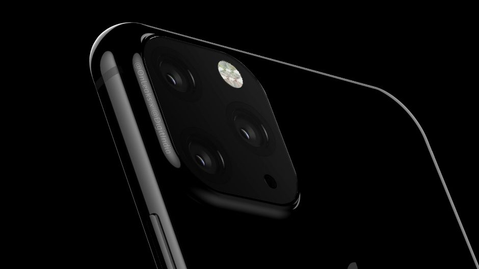 iPhone XI sugerowany wygląd