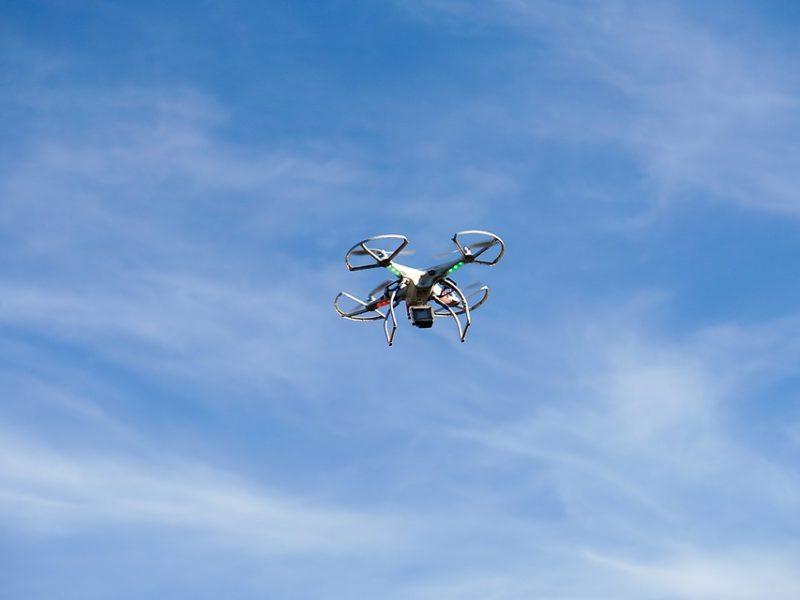 Malezyjskie władze testują przydatność dronów w walce z koronawirusem