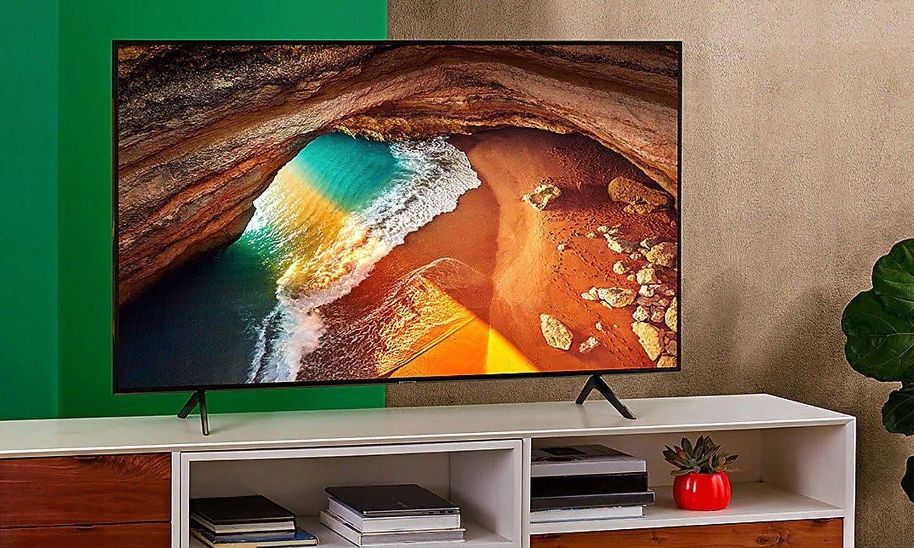 Telewizory Samsung QLED. Co oferują?