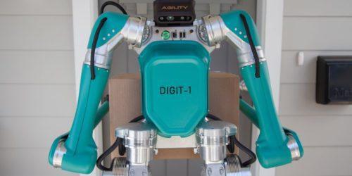 Czy w końcu dogonimy Jetsonów? Ford za pomocą nóg robota podejmuje pierwsze kroki w tym kierunku