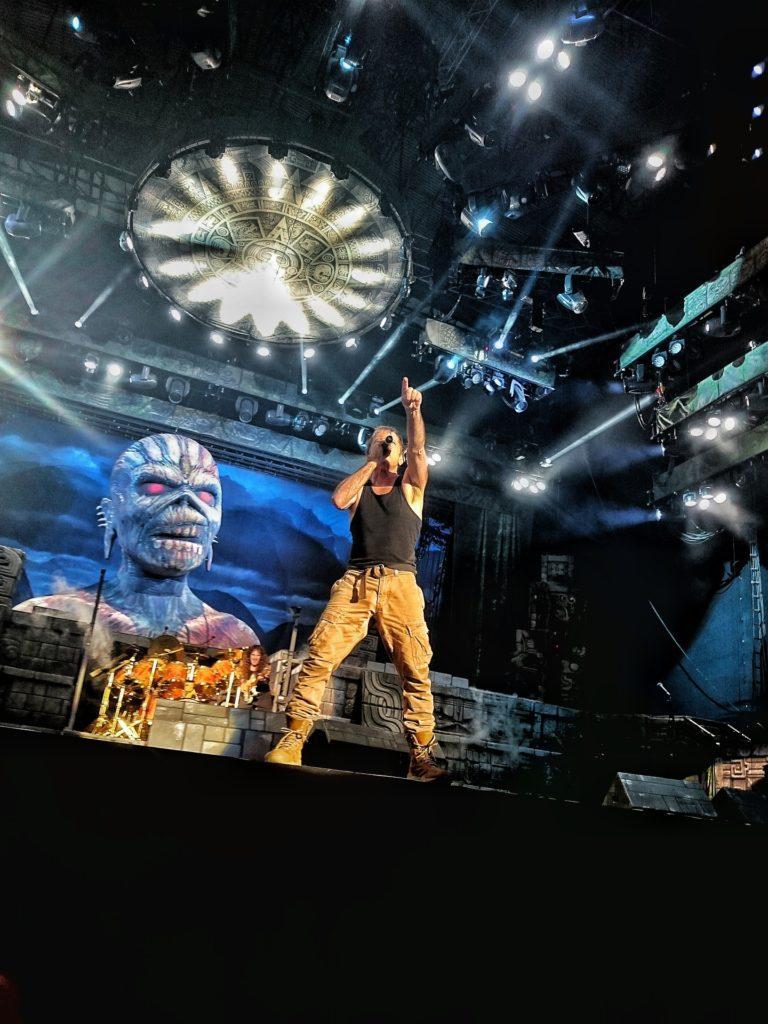 Iron Maiden koncert