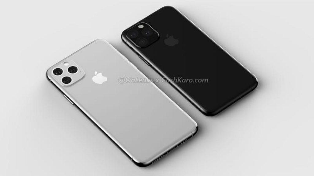 plecki smartfona iphone XI