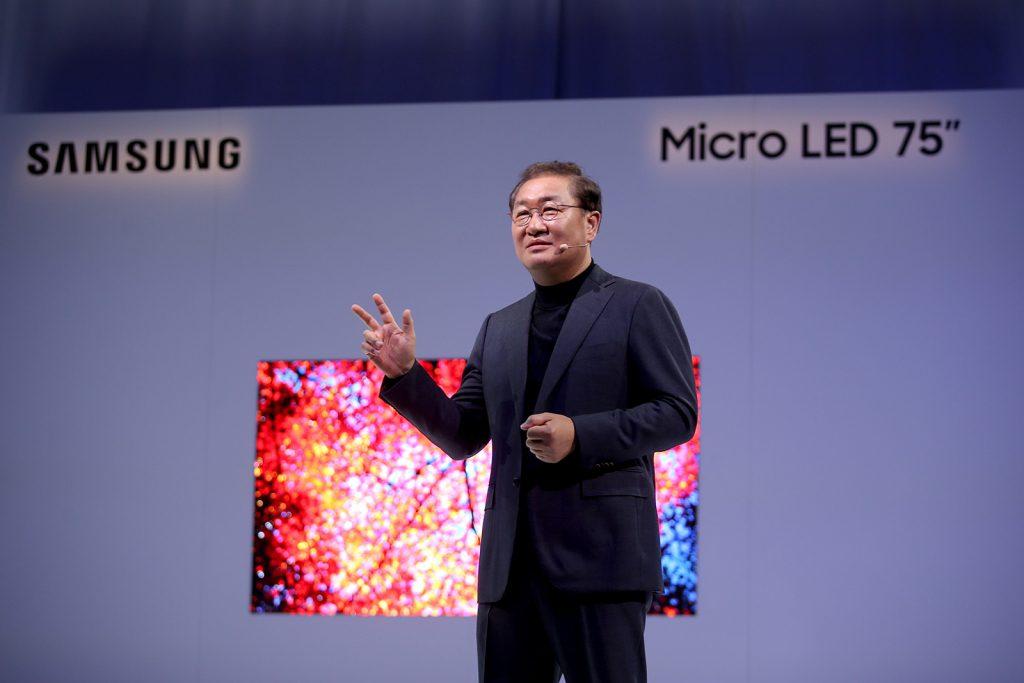 Telewizor przyszłości nazywa się Micro LED