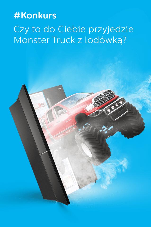 Monster Truck Haier al.to konkurs