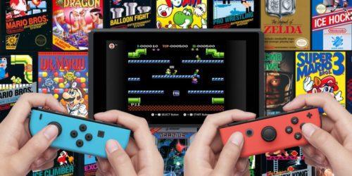 Nowe stare tytuły w bibliotece gier Nintendo Switch Online