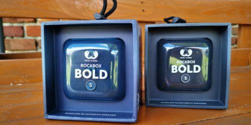 Rockbox Bold S. Recenzja kostek grających od Fresh 'n Rebel