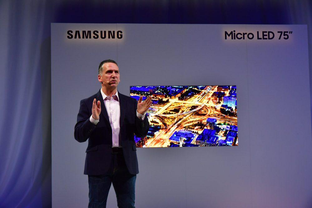 Samsung TV Micro LED