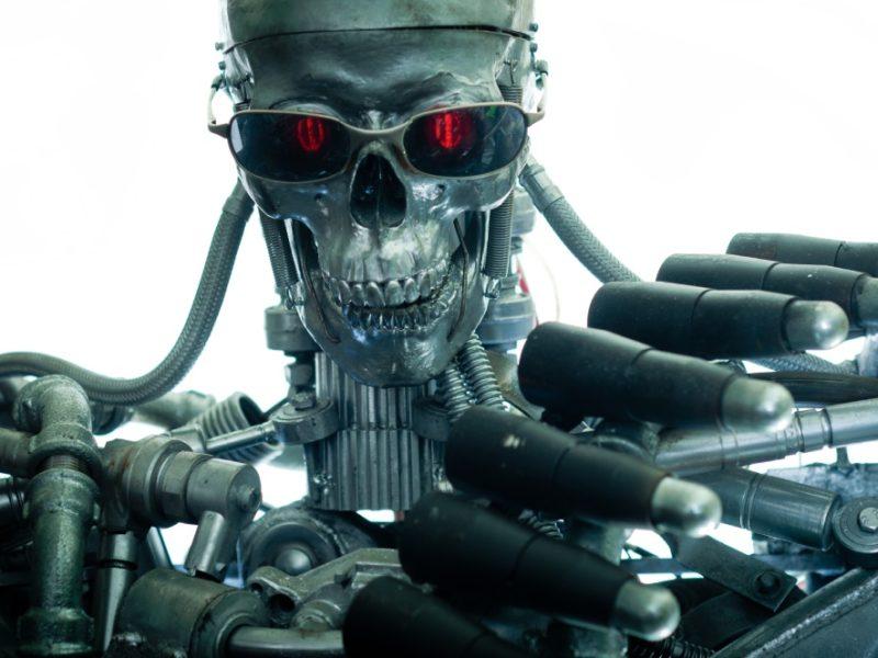 """Hasta La Vista, Baby"" – wieści na temat ""Terminator: Dark Fate"""