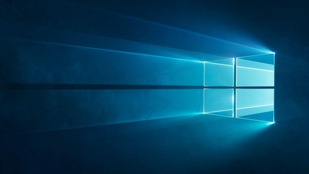 Windows 10 pulpit