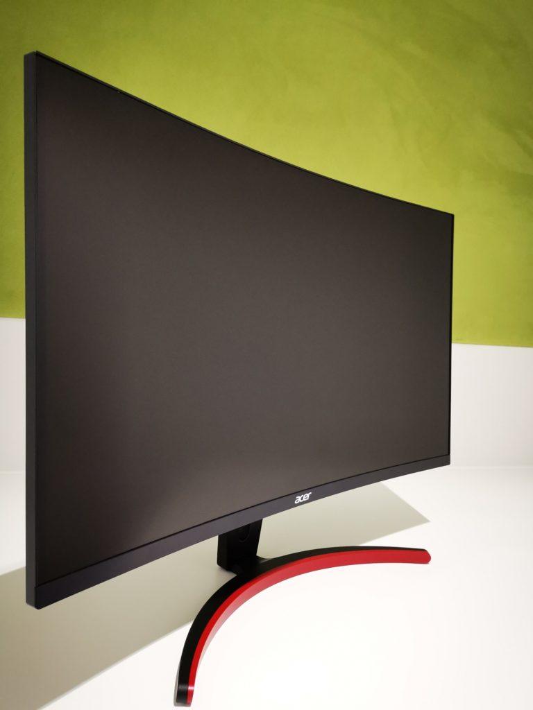 Acer ED273URPBIDPX matowy ekran