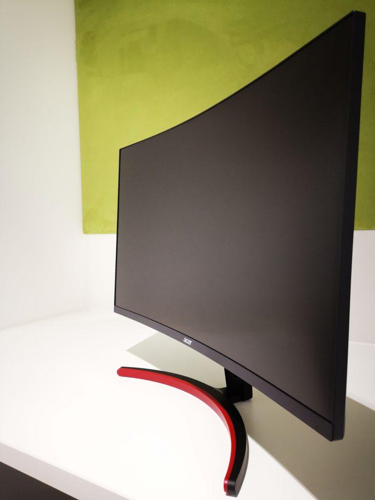 Acer ED273URPBIDPX matowa matryca