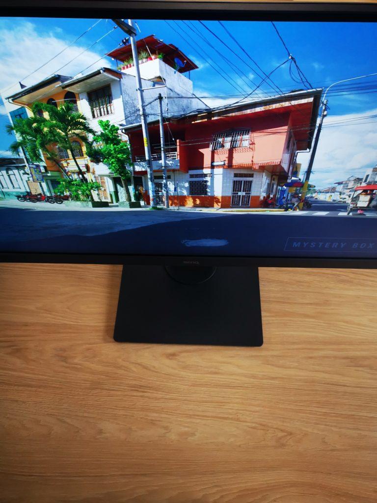 Monitor BenQ PD2700U szerokie kąty widzenia
