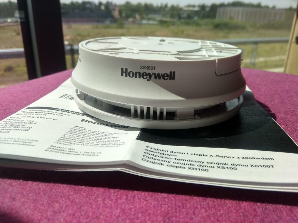 Czujnik dymu Honeywell XS100T-PL