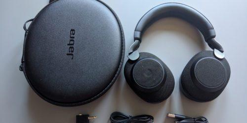 Recenzja Jabra Elite 85H – elegancja, wygoda i świetne brzmienie