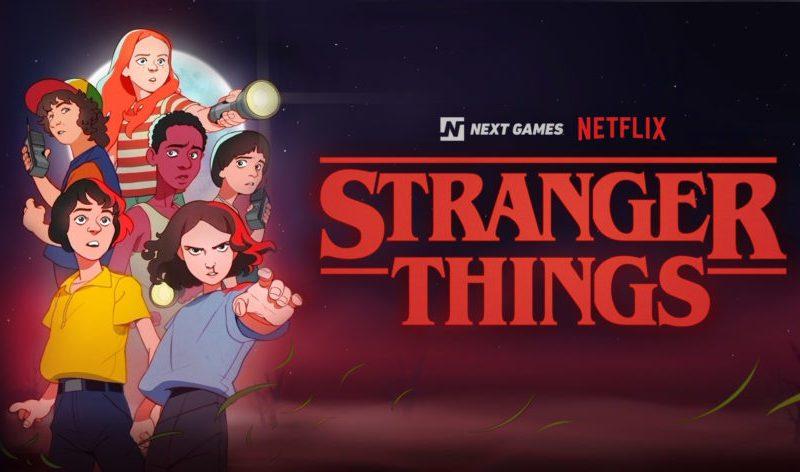 """Stranger Things"" doczeka się mobilnej gry RPG"