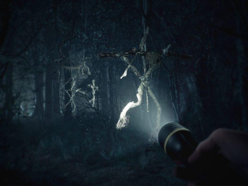 """Z powrotem w Black Hills Forest. Nową grę na motywach kultowego """"The Blair Witch Project"""" stworzą Polacy"""