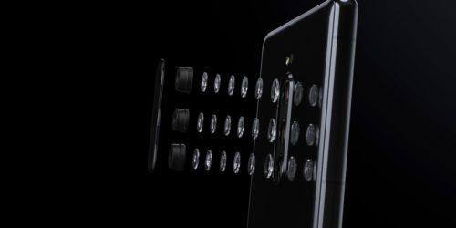 Następna Xperia będzie mieć aż 6 aparatów?
