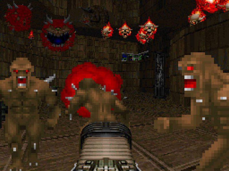 Skandal, Bethesda! Tego się po Was nie spodziewałem. Dlaczego zablokowaliście Doom Remake 4?