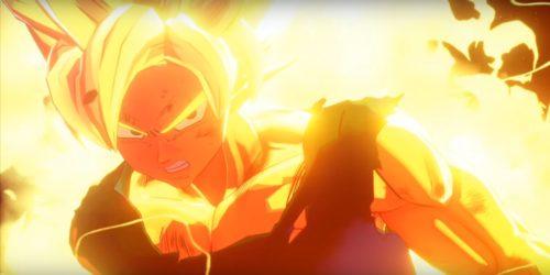 """""""Kame-hame-ha!"""" - nowa gra z universum """"Dragon Ball Z"""" – """"Kakarot"""" – już w przyszłym roku"""