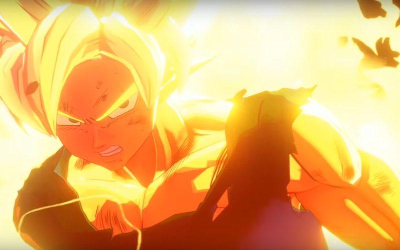 """""""Kame-hame-ha!"""" – nowa gra z universum """"Dragon Ball Z"""" – """"Kakarot"""" – już w przyszłym roku"""