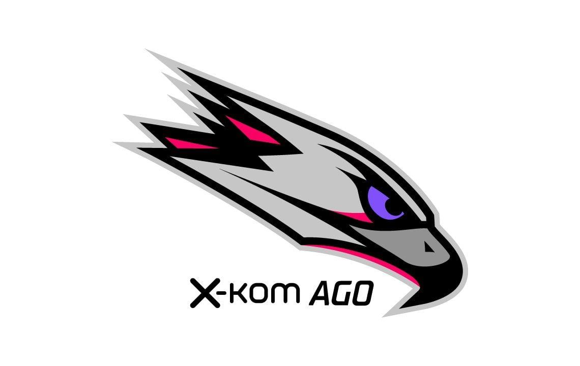 logo x-kom AGO