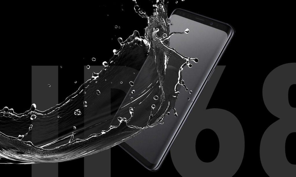 smartfon zalanie walakcje