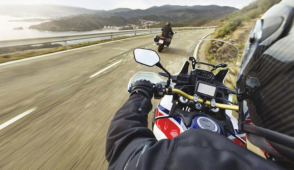nawigacja motocyklowa na wakacje