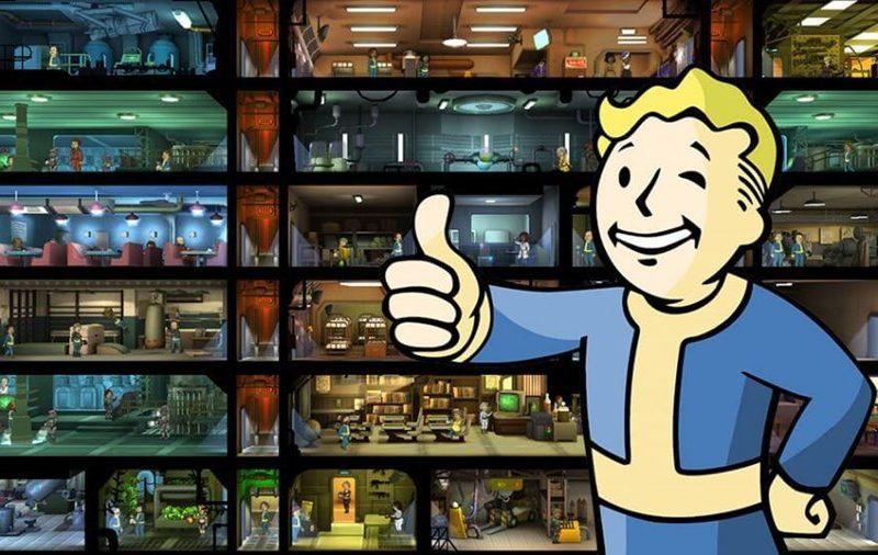 "Bethesda i Elon Musk łączą siły. ""Fallout Shelter"" w Tesli"