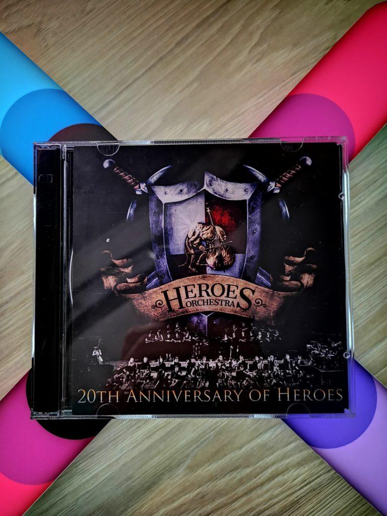 płyta heroes orchestra