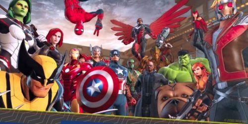 """""""Marvel Ultimate Alliance 3: The Black Order"""" – czy to największy koszmar """"Avengers"""" od Square Enix?"""