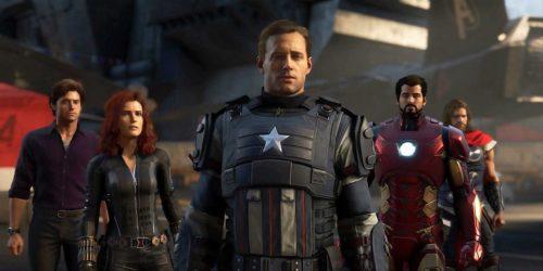 """Square Enix chwali się zwiastunem """"Marvel's Avengers: Dzień A"""". Jest czym?"""