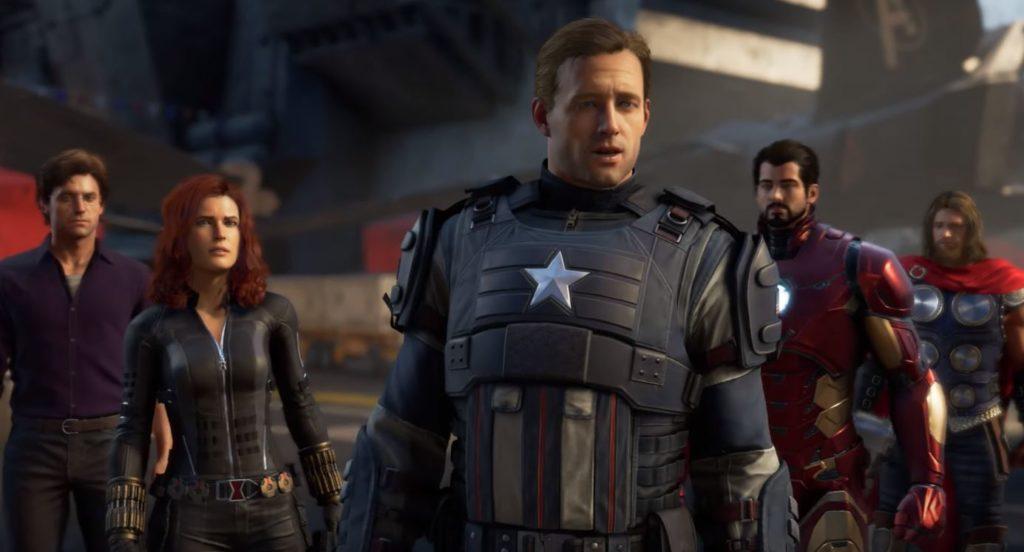 Marvel's Avengers gra