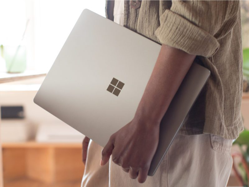 Nowy Microsoft Surface otrzyma 2 ekrany oraz system Android. Centaurus już w 2020 roku?
